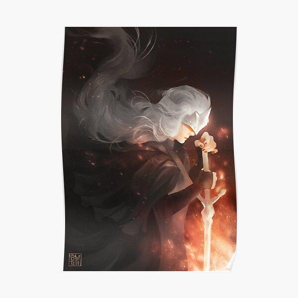 Gardien de feu Poster