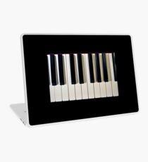 Piano Keys Laptop Skin