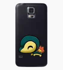 My little Cyndaquil - with flame Case/Skin for Samsung Galaxy