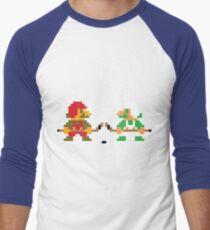 Super Puck Bros. Men's Baseball ¾ T-Shirt