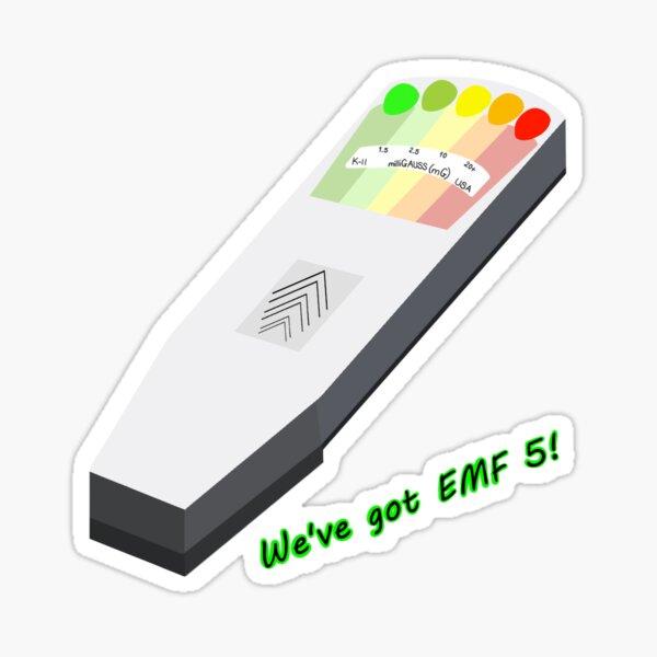 EMF Reader Sticker