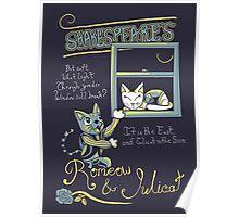 Romeow & Julicat Poster