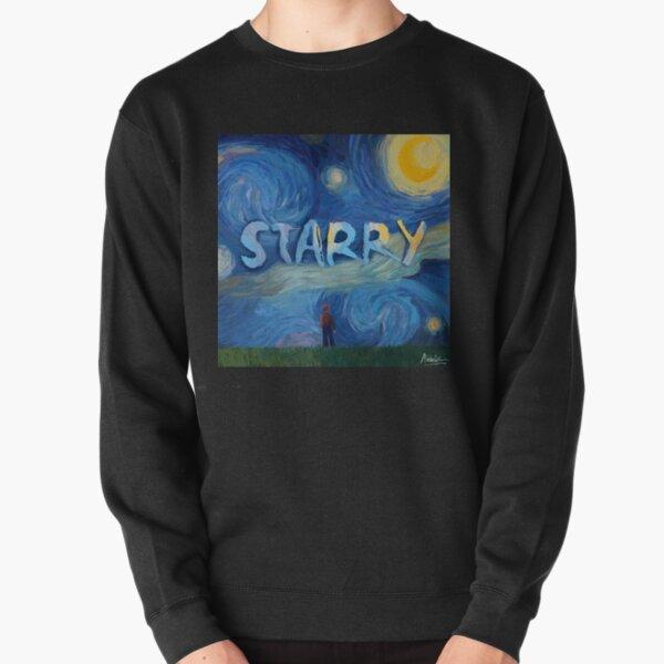 Starry Night Pullover Sweatshirt