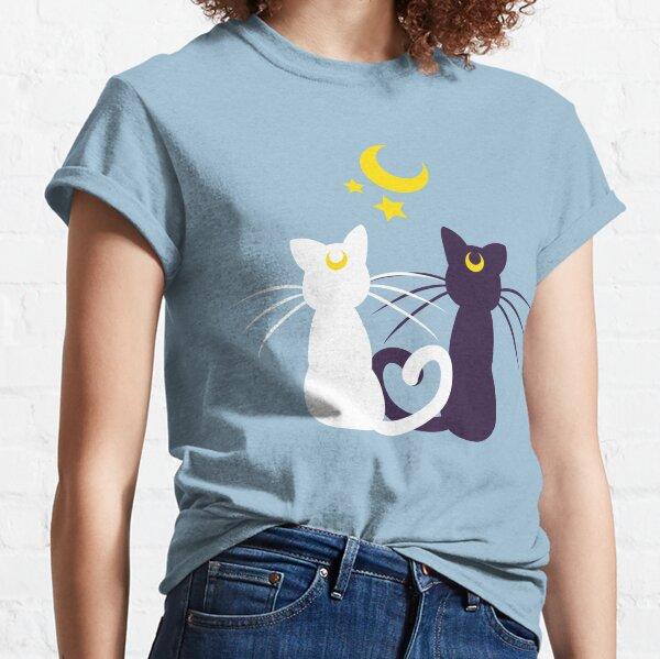 Moon Kitties T-shirt classique