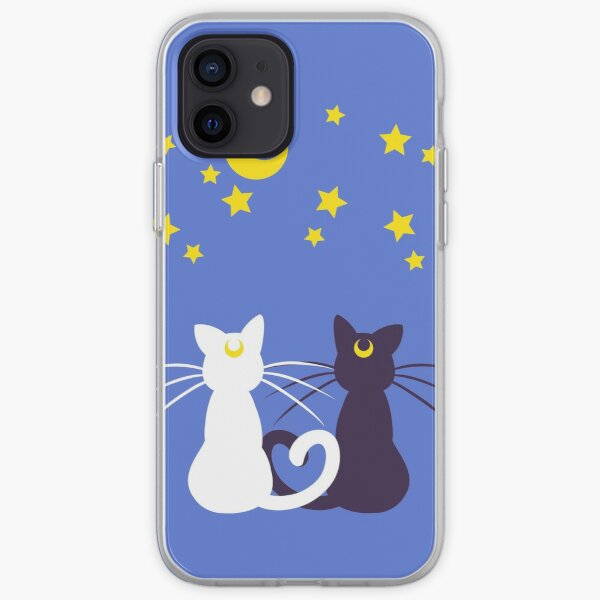 Moon Kitties iPhone Soft Case