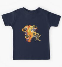 Soldier of Love & Beauty Kids Tee