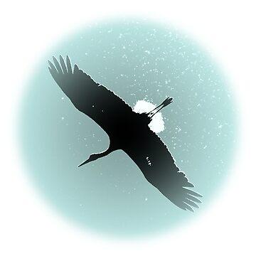 Stork by svetIu