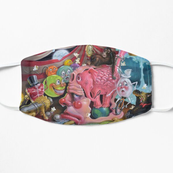 Circus of Delusion Flat Mask