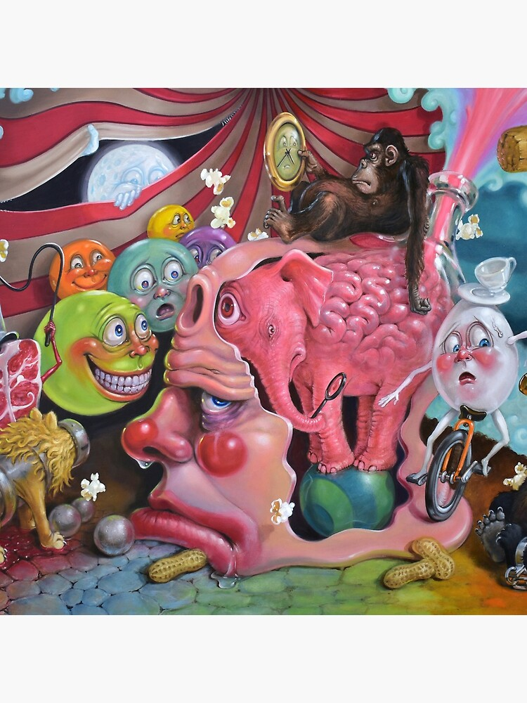 Circus of Delusion by StephenGibb