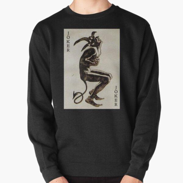 Joker evil Pullover Sweatshirt