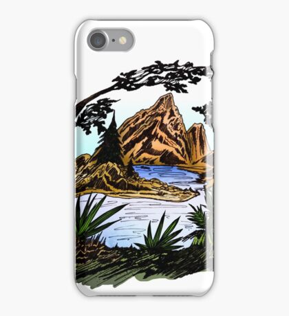 The Outdoors iPhone Case/Skin