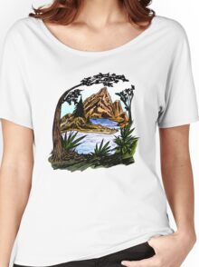 The Outdoors Women's Relaxed Fit T-Shirt