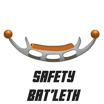 Parent and baby - Klingon Baby Batleth by linesdesigns
