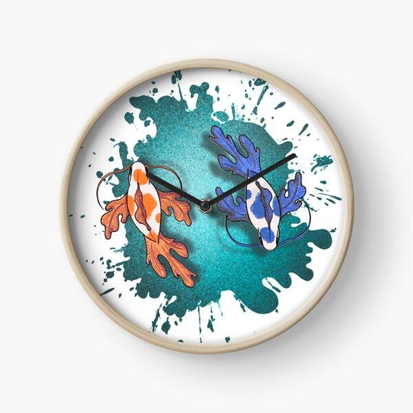 Koï Koï Horloge