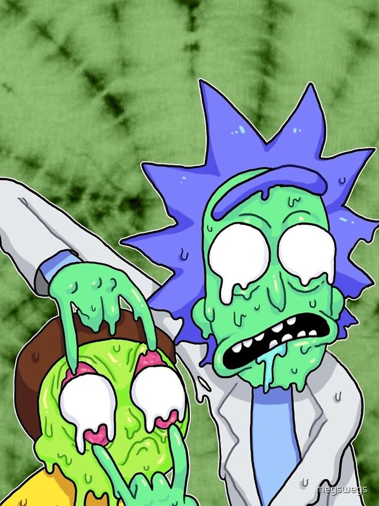 «Rick et Morty» par megswegs