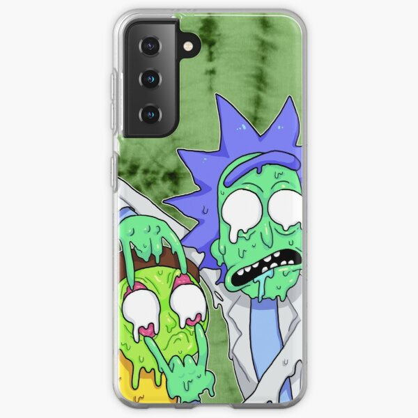 Rick and Morty  Samsung Galaxy Soft Case