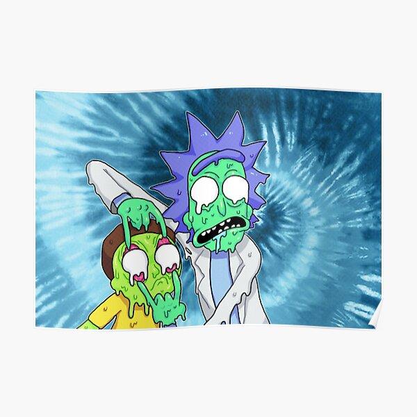 Rick et Morty Poster