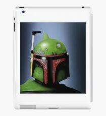 Sci Fi Bounty Hunter iPad Case/Skin
