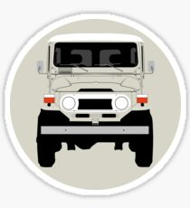 Japanese Offroader  Sticker