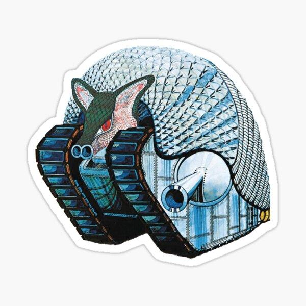 Tarkus Emerson, Lake, and Palmer Logo Sticker