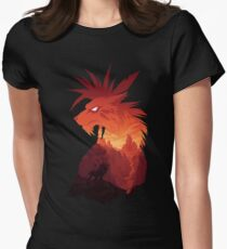 The Canyon's Guardian Womens Fitted T-Shirt