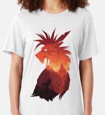 Der Wächter des Canyons Slim Fit T-Shirt