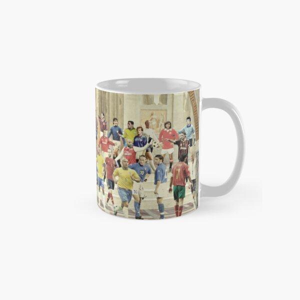 The School of Football - Legends Classic Mug