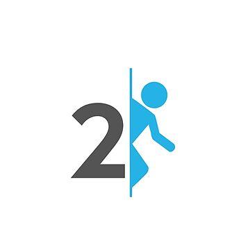 Portal 2 by whitedesigner