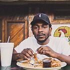 Kendrick by iamhamiltrash