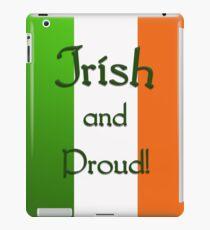 Irish and Proud - phone case iPad Case/Skin