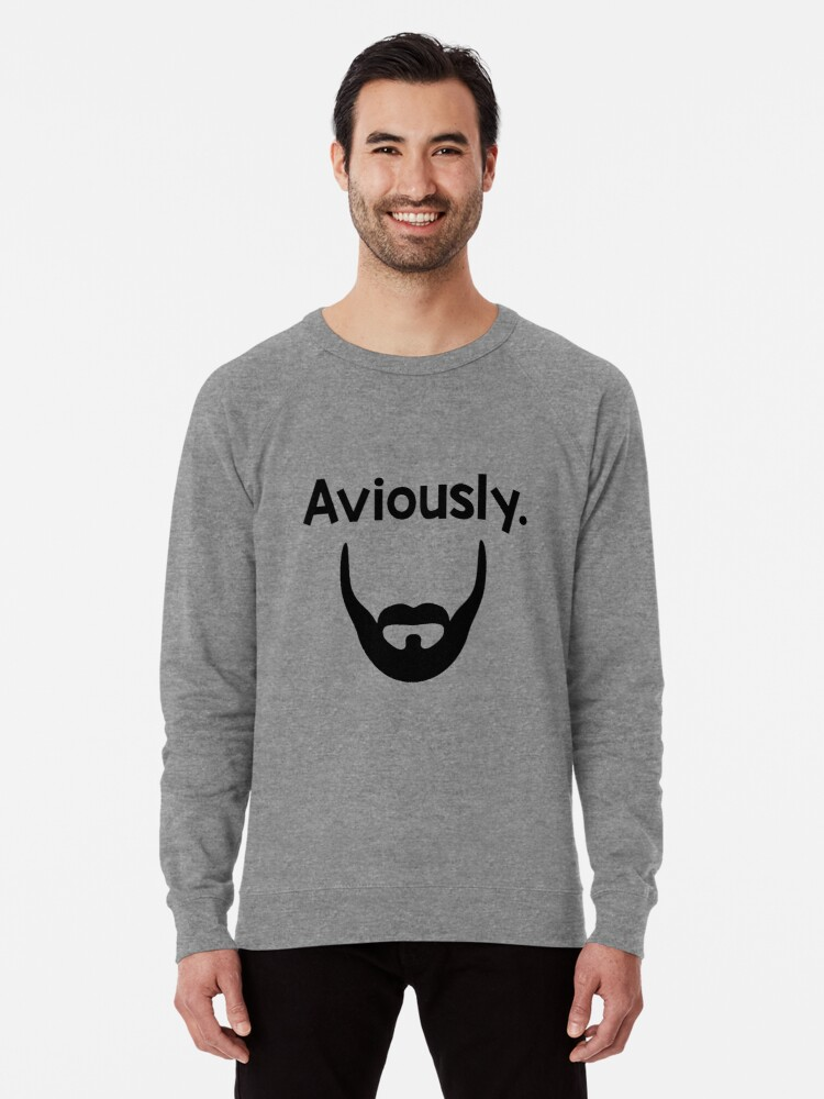 'Pentatonix: Avi Kaplan - Aviously (light)' Lightweight Sweatshirt by  nnieber
