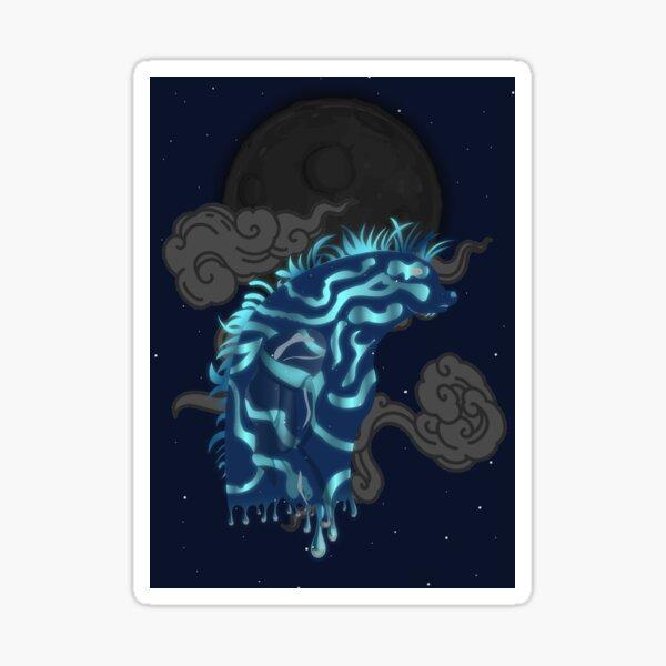Night Walker - Princess Mononoke Sticker