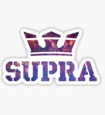 Supra Shoes Sticker