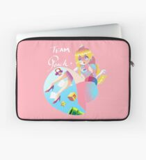Team Peach Laptop Sleeve