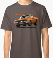 General Lee Dodge Charger Classic T-Shirt