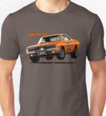 General Lee Dodge Charger Unisex T-Shirt