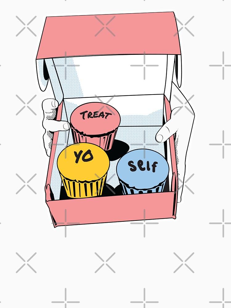 Treat Yo Self | Unisex T-Shirt