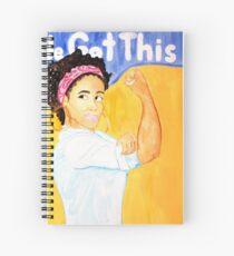 WE GOT THIS Spiral Notebook