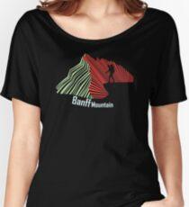 Banff Mountain Women's Relaxed Fit T-Shirt