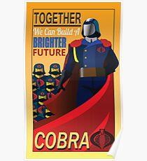 Join Cobra Poster