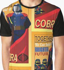Join Cobra Graphic T-Shirt