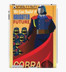 Join Cobra iPad Case/Skin