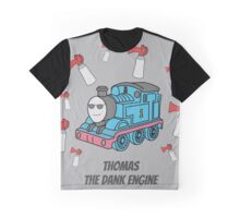 Thomas the Dank Engine Graphic T-Shirt