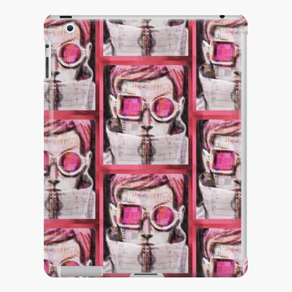 I think pink with my sunglasses iPad Snap Case