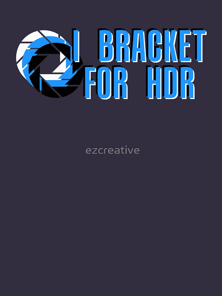 I BRACKET FOR HDR by ezcreative