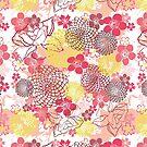 Oriental Garden Studio by Shai Coggins