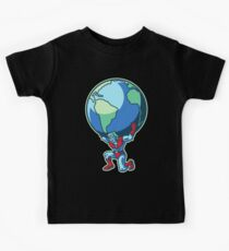 The Weight of the World Kids Clothes