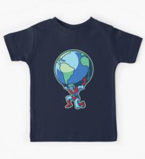 The Weight of the World Kids Tee