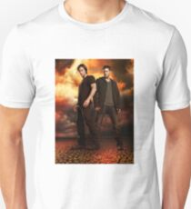 supernatural - dean and sam Unisex T-Shirt