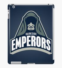 DarkSide Emperors iPad Case/Skin